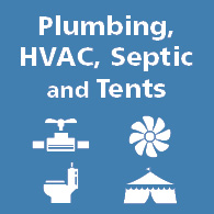 Plumbing, HVAC, Septic and Tents link image